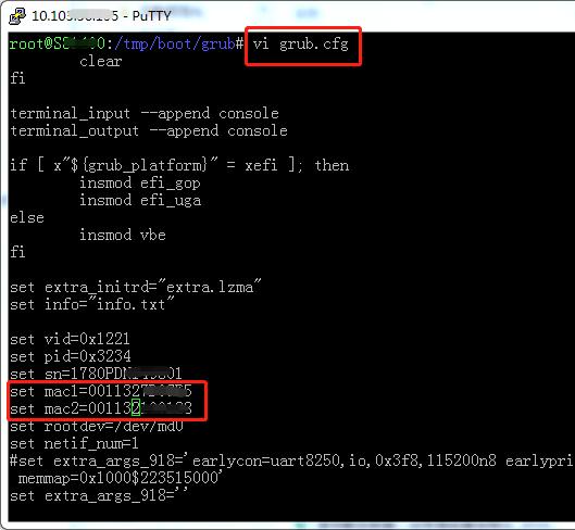 黑群晖安装成功后修改mac以及sn(SSH在线修改黑群晖DS3617 DS918+的SN/MAC) 网站相关 第2张
